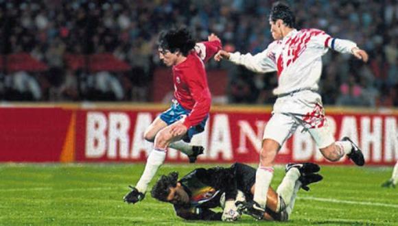 Miguel Miranda fue uno de los arqueros más queridos por los hinchas de la selección peruana. (Foto: USI)