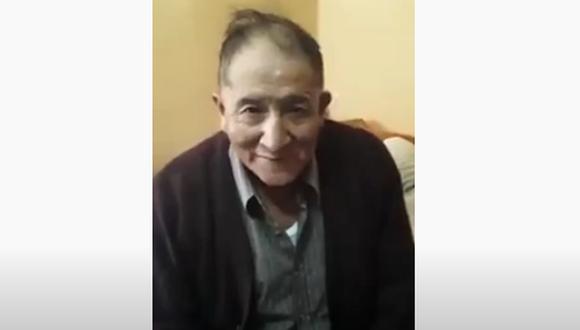 Mario Limachi pidió a las personas que bloquean las carreteras en Bolivia, en rechazo a la nueva fecha de elecciones, que dejaran pasar oxígeno. El hombre falleció sin saber si tuvo coronavirus o no. (Captura de video/YouTube/PáginaSiete).