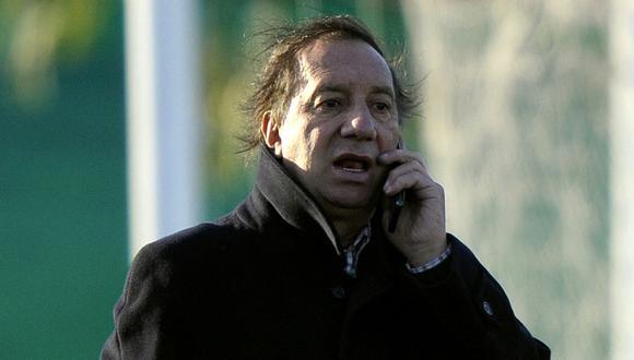 Bilardo jugó como mediocampista en Estudiantes de La Plata antes de convertirse en DT. (Foto: AFP)