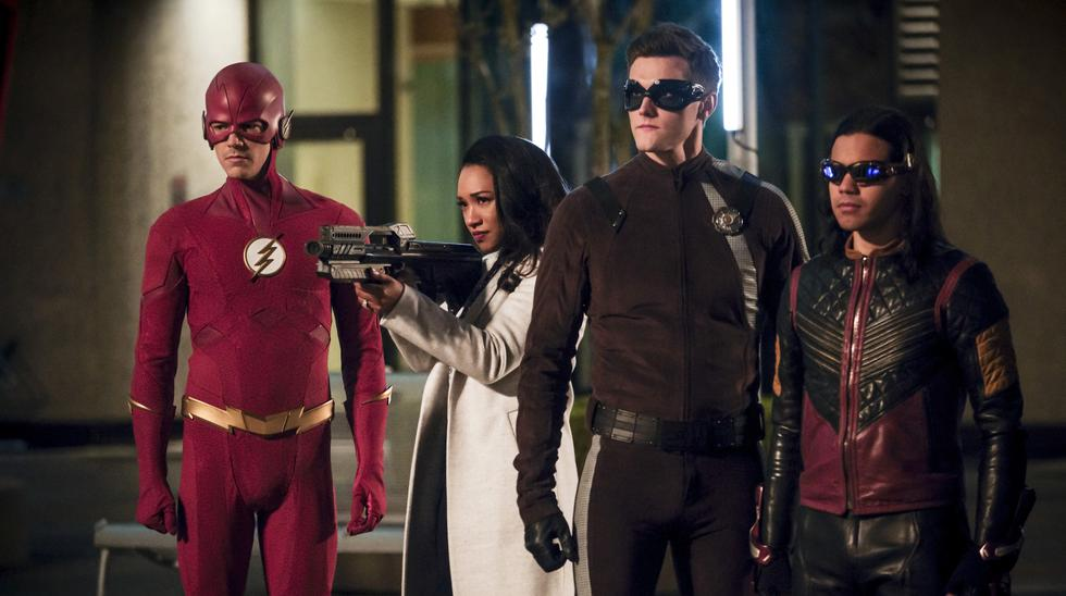 """The Flash"". (Foto: Difusión)"