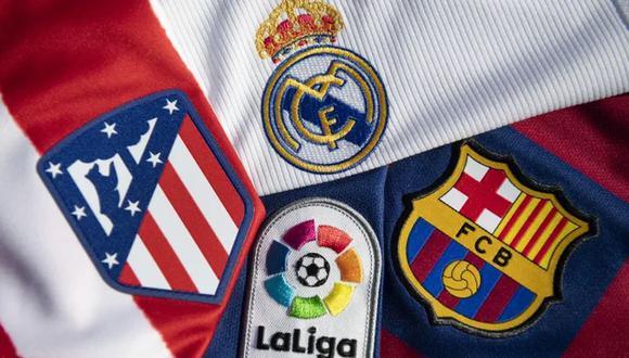 LaLiga española EN VIVO: sigue aquí en directo la tabla de posiciones del torneo que pelean Atlético de Madrid, Real Madrid y Barcelona.