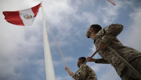 """PCM aprobó mediante el Decreto Supremo, declarar el 2021 como el """"Año del Bicentenario del Perú: 200 años de independencia"""". (Foto: Anthony Niño de Guzman \ GEC)"""