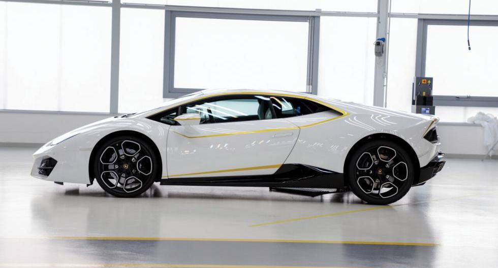 El dinero recaudado en la subasta del Lamborghini será destinado a obras benéficas alrededor del mundo. (Foto: RM Sothevy's).