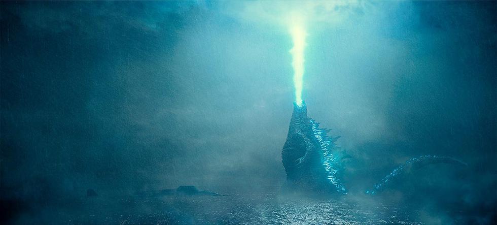 """La bestia creada en los años 50 por los desastres nucleares de los hombres regresa con """"Godzilla 2: el rey de los monstruos"""". Se estrena este jueves. (Foto: Difusión)."""