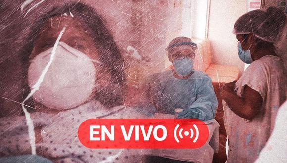 Coronavirus Perú EN VIVO | Últimas noticias, cifras oficiales del Minsa y datos sobre el avance de la pandemia en el país, HOY martes 27 de octubre de 2020, día 226 del estado de emergencia por Covid-19. (Foto: Diseño El Comercio)