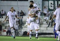 Club Libertad goleó 4-1 a Sol de América y clasificó a la final de la Copa Paraguay