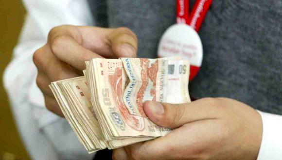 """El llamado """"Bono para la reactivación económica"""" no tiene carácter remunerativo, compensatorio ni pensionable (Foto: Andina)"""