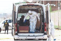 Arequipa: brigadas de salud han recogido 40 cadáveres en casas en lo que va de la cuarentena