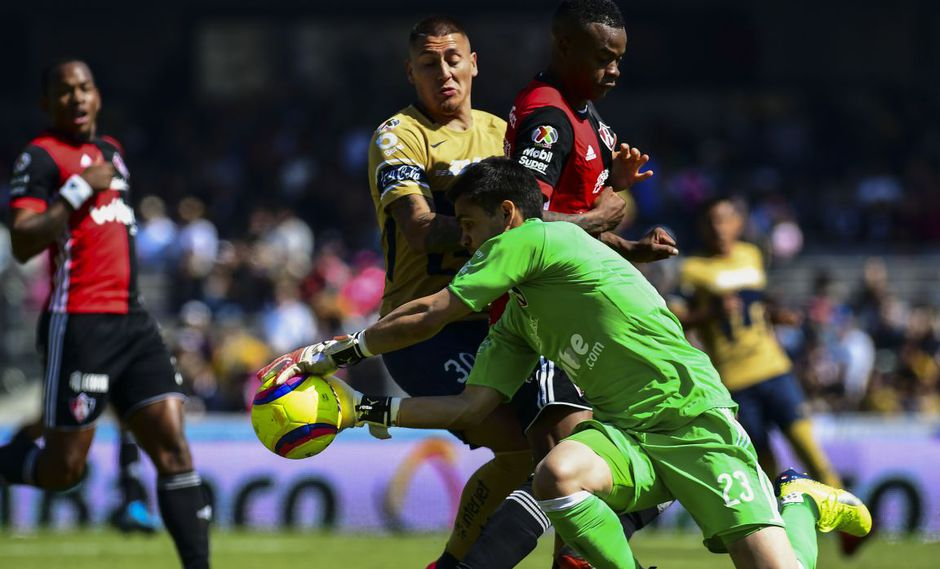 Pumas UNAM vs. Atlas EN VIVO ONLINE, vía TDN: Cómo, cuándo y dónde ver el partido de la Copa MX - Clausura 2019. (FOTO: AFP)