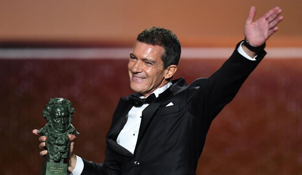 Antonio Banderas se convirtió en un ícono español que triunfa en Hollywood. (Foto de GABRIEL BOUYS / AFP)