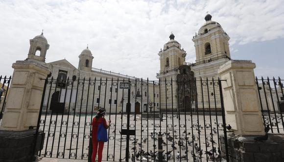 En Lima Oeste, la temperatura máxima llegaría a 24°C, mientras que la mínima sería de 18°C.  (Foto : Violeta Ayasta/@photo.gec)