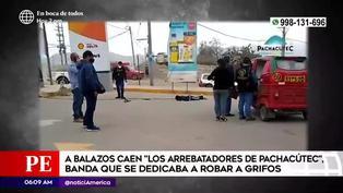 Ventanilla: Policía capturó a integrantes de banda dedicada a asaltar grifos