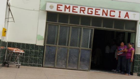 Mujer intentó lanzarse de un cuarto piso en el Rímac