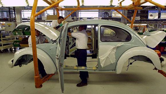 México camino a ser el líder productor de autos de la región