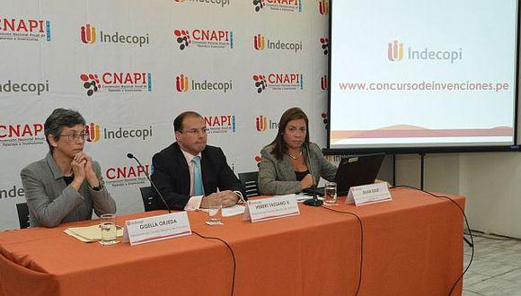 Indecopi y Concytec convocan a primera convención de patentes