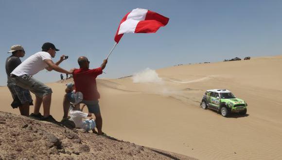 Según Evo Morales, Dakar regresará al Perú en el 2016
