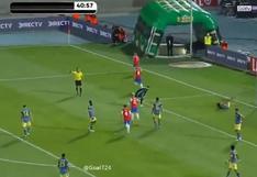 Chile vs. Colombia: Alexis Sánchez y el gol del 2-1 para dar vuelta al marcador | VIDEO