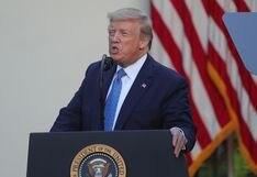 """Trump anuncia el despliegue de miles de soldados """"armados"""" en Washington D.C."""