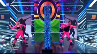 Brenda Carvalho se lució interpretando 'Está pegao' en reto sincronizado en 'Reinas del show 2′