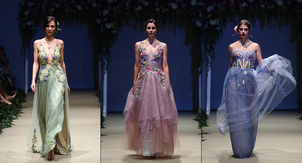Maria Ximena presentó su nueva colección en Lima Fashion Week para la temporada de primavera verano 2019-2020. (Foto: Alessandro Currarino)