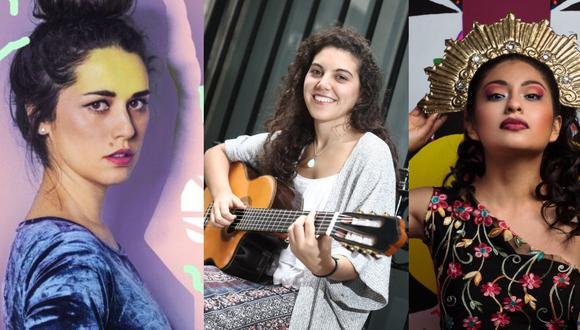 Gala Brie, Lorena Blune y Wendy Sulca son algunas de las artistas que se presentarán en el festival Vivo x el Rock.
