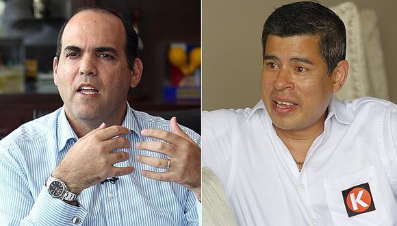 Luis Galarreta confirmó que el lunes será la reunión de la bancada Fuerza Popular con elpróximo primer ministro,Fernando Zavala. (Foto: El Comercio)