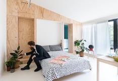 En 28m2: la casa que se transforma según tus necesidades | FOTOS