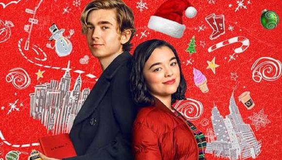 ¿Qué pasará con Dash y Lily en una segunda temporada de la serie de Netflix? (Foto: Netflix)