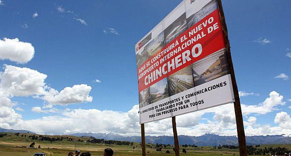 Tres consorcios compiten por el aeropuerto de Chinchero - 2