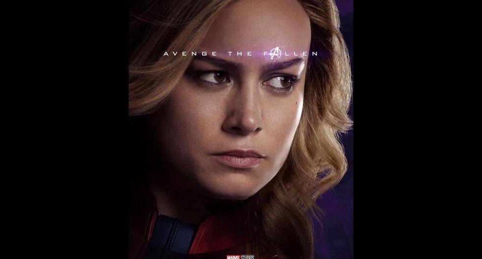 """A poco menos de un mes del estreno de """"Avengers: Endgame"""", acaban de revelarse los nuevos pósters de la película. (Foto: Instagram)"""