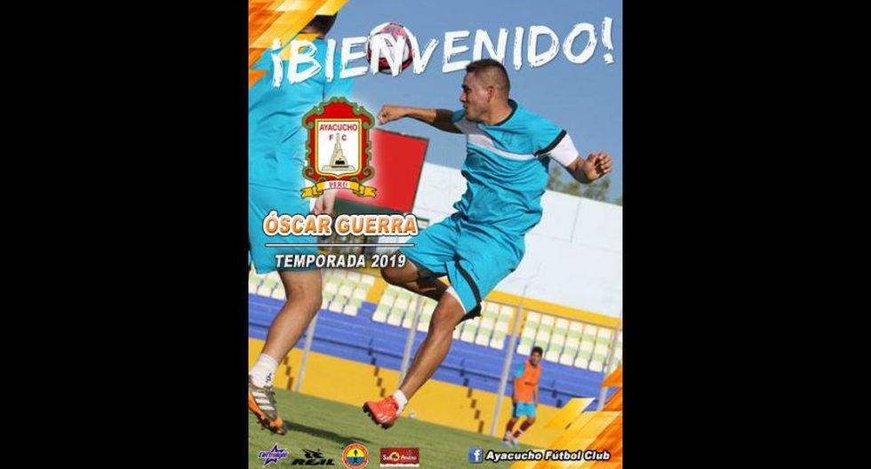 Refuerzos de Ayacucho FC. ( Foto: Ayacucho).