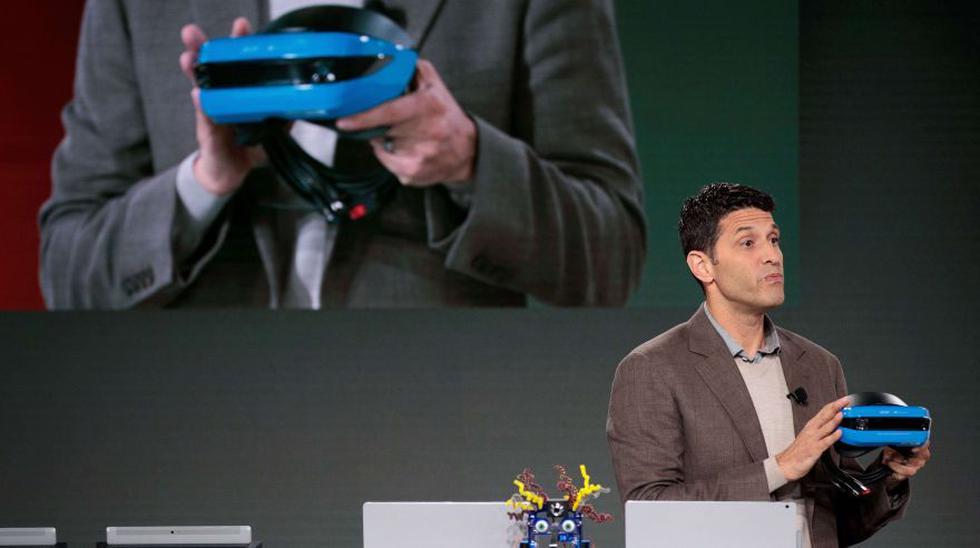 Microsoft: la presentación del Windows 10 S en fotos - 6