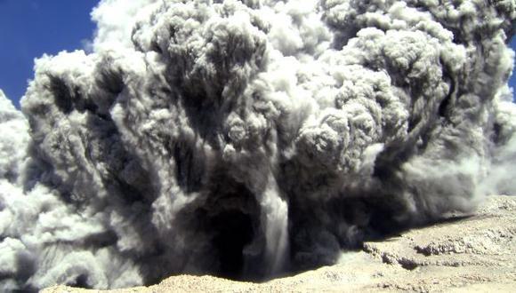 Volcán Ubinas: OEFA monitoreará aire en localidades cercanas