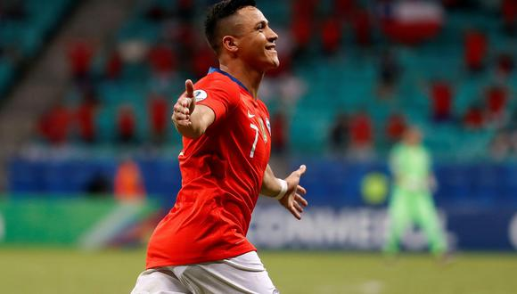 Chile vs. Ecuador EN VIVO: sigue minuto a minuto EN DIRECTO el partido por Copa América Brasil 2019.   Foto: EFE