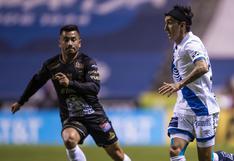 Puebla venció 2-1 a León en la ida de los por cuartos de final de la Liga MX