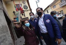 """Somos Perú asegura que implementará """"estrictas recomendaciones"""" en su campaña por pandemia"""