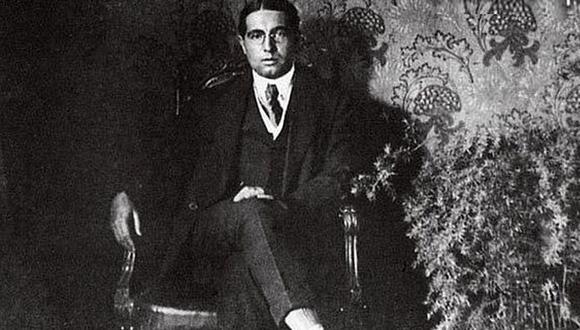 """Entre los cuentos más célebres de Abraham Valdelomar están """"El Caballero Carmelo"""" y """"El hipocampo de oro""""."""