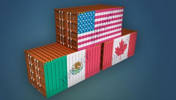 El TLCAN fue firmado el 17 de diciembre de 1992 por Carlos Salinas de Gortari, presidente de México; George Bush, mandatario de Estados Unidos y Brian Mulroney, primer ministro de Canadá. (Foto: Alto Nivel)