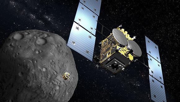 Lanzamiento del Hayabusa-2 está previsto para diciembre de este año. (AFP)