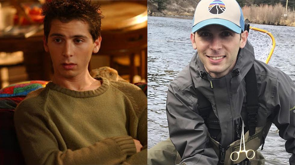 "Justin Berfield dio vida a Reese, el hermano mayor de Malcolm en ""Malcolm in the Middle"" (Foto: Fox y Justin Berfield/Instagram)"