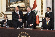Luis Castañeda: OAS acordó darle aporte de US$100 mil en una reunión en su casa