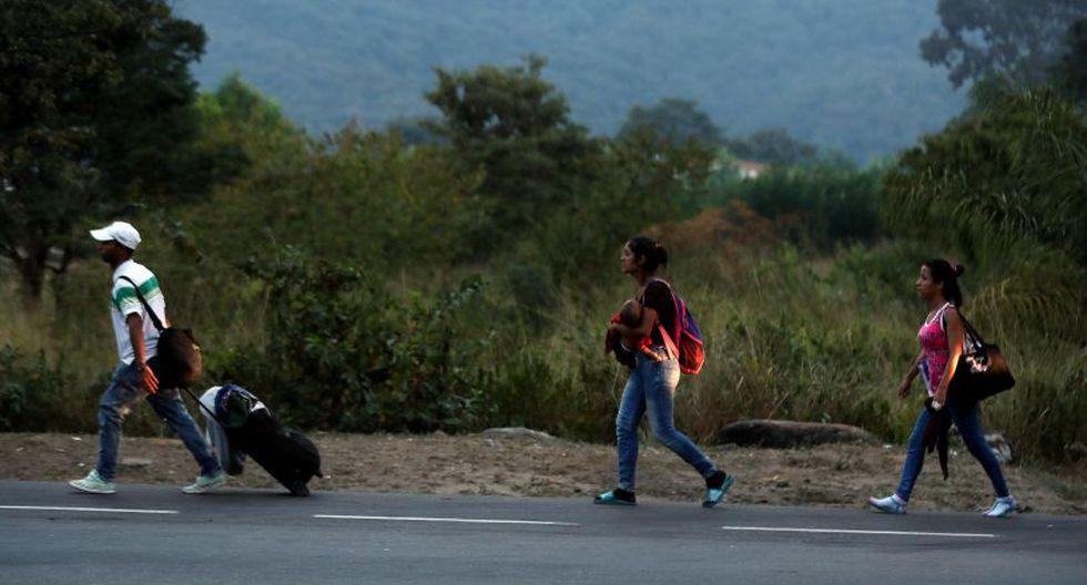 La profesora Lulexis González decidió migrar hace poco, en uno de esos días sobrecargados de promesas de cambio y salida a la crisis de Venezuela. (Foto: EFE)