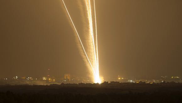 Alerta en Israel: disparan dos cohetes desde Gaza hacia el área de Tel Aviv. (Foto referencial, Reuters).