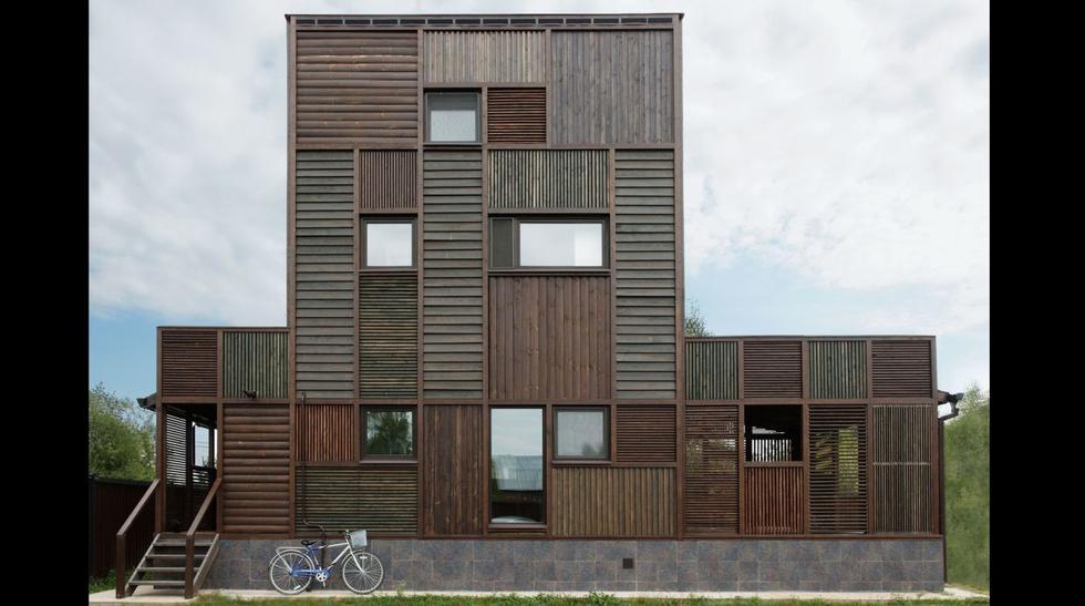 10 increíbles construcciones hechas de madera  - 4