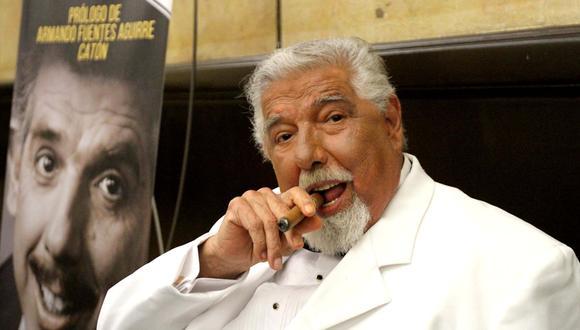 El actor mexicano nacido en Saltillo, Coahuila de Zaragoza el 15 de junio de 1934, falleció a los 82 años en Puerto Vallarta, Jalisco. (Foto: José Luis Salmeron / Puerto Vallarta)