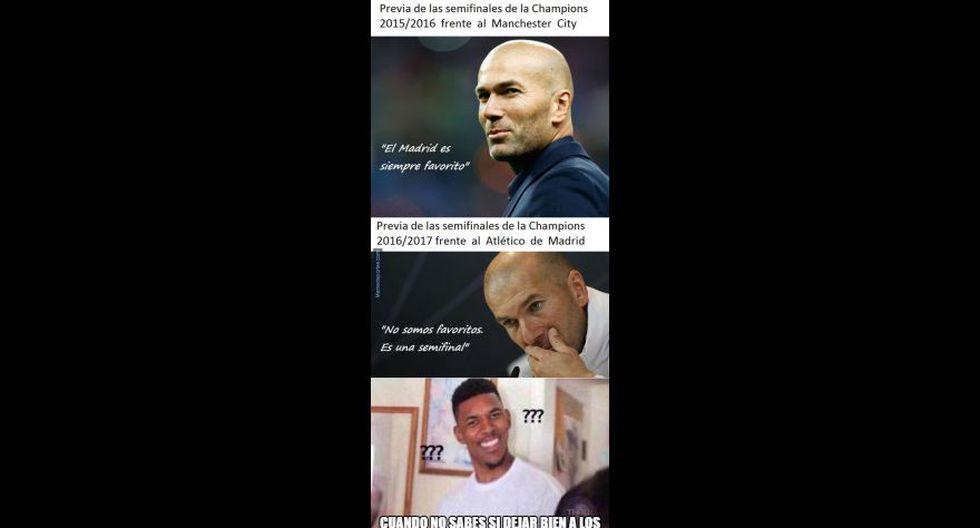 Real Madrid-Atlético de Madrid: así se comenta derbi con memes - 41