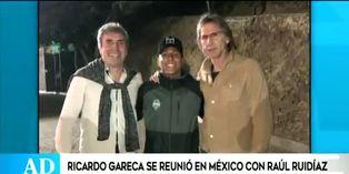 Ricardo Gareca cumple ajustado itinerario