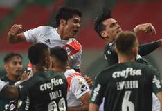 ¡Palmeiras jugará la final de la Copa Libertadores! Venció 3-2 a River Plate en el resultado global de la semifinal