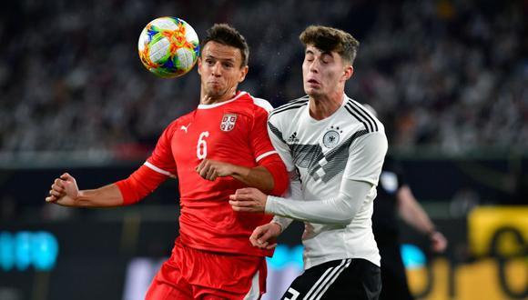 Alemania - Serbia: es el amistoso más atractivo del miércoles. Entérate aquí cómo seguir el partido ONLINE, canales de TV, alineaciones probables, etc. (Foto: Twitter Alemania)