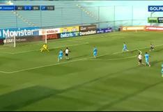 Inmejorable ocasión de gol: mira el mano a mano que erró Jairo Concha frente a Binacional | VIDEO